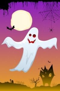 %22Halloween Ghost%22 by digitalart