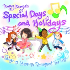 Children's songs for special events for pre-school, kindergarten, and elementary students