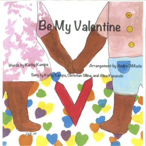 Be My Valentine cover art by Shuli Ko
